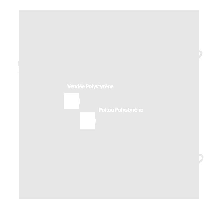 Poitou-polystyrene-carte-implantation